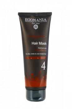 Egomania / Маска с маслом облепихи для тонких, ломких и окрашенных волос, 250 мл. - купить, цена со скидкой