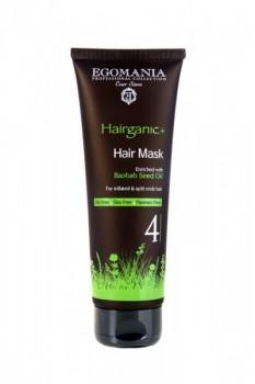 EGOMANIA Маска с маслом баобаба для непослушных и секущихся волос, 250 мл - купить, цена со скидкой