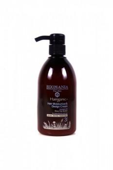 EGOMANIA Увлажняющий крем с маслом ши для густых, вьющихся волос, 500 мл - купить, цена со скидкой