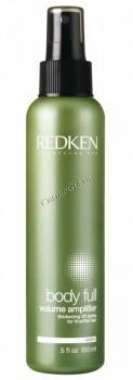 Redken Body full volume amplifier (Спрей для объема тонких волос), 150 мл. - купить, цена со скидкой