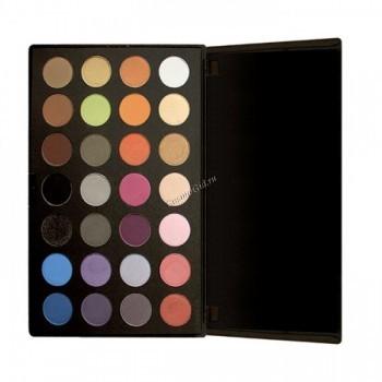 Keenwell Тени для век наборе «Palette beauty collection», 28 цветов. - купить, цена со скидкой
