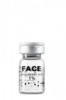Face Hyaluronic Acid 1% (Высокомолекулярная нестабилизированная гиалуроновая кислота 1%) - купить, цена со скидкой