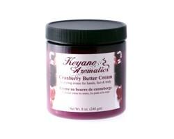 Keyano Aromatics Cranberry сream (Крем для тела «Клюква»), 236 мл. - купить, цена со скидкой