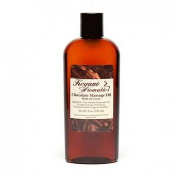 Keyano Aromatics  Chocolate Massage Oil ( Шоколадное массажное масло), 236 мл. - купить, цена со скидкой