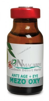 ONmacabim Mezo oxy anti age + eye (Мезококтейль для мезороллера антиэйдж/для глаз/лица), 10 мл - купить, цена со скидкой