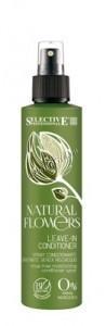 Selective Professional natural flowers leave-in conditioner (Спрей-кондиционер несмываемый), 200мл - купить, цена со скидкой