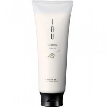 Lebel Iau serum cream (Аромакрем для увлажнения и разглаживания волос) - купить, цена со скидкой