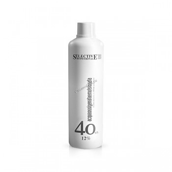 Selective Professional acqua ossigenata emulsionata (Оксигент для олигоминеральной крем-краски), 1000 мл - купить, цена со скидкой