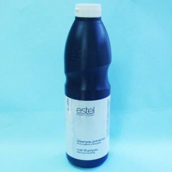 Estel / Шампунь для волос Интенсивное очищение, 1000 мл. - купить, цена со скидкой