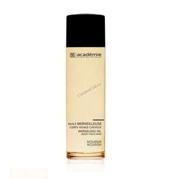 Academie Marvelous oil (Масло-шелк для лица, тела и волос), 100 мл - купить, цена со скидкой
