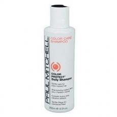 Paul Mitchell Ежедневный шампунь для окрашенных волос Color Protect Daily Shampoo 1000 мл. - купить, цена со скидкой