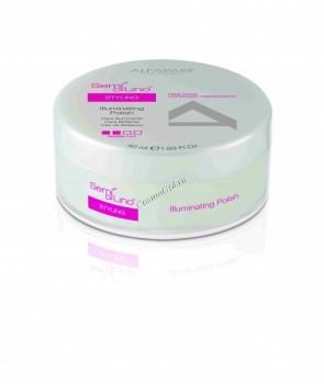 Alfaparf Sdl styling polish (Воск для волос, придающий блеск), 50 мл - купить, цена со скидкой