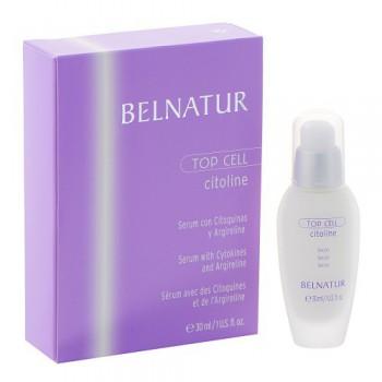 Belnatur Top cell citoline Сыворотка для разглаживания мимических морщин для всех типов кожи 125 мл. - купить, цена со скидкой