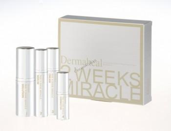 Dermaheal 2 weeks miracle rise'n shine (Высококонцентрированный набор без консервантов для сияния кожи), 4 препарата. - купить, цена со скидкой
