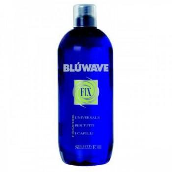 Selective Professional blue wave fix (Фиксаж универсальный для всех типов волос), 1000 мл - купить, цена со скидкой