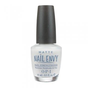 OPI  Лечение для ногтей ,матовое.(Matte Nail Envy) 15мл - купить, цена со скидкой