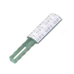 OPI Педикюрная пилка, абразив 80/120 - купить, цена со скидкой