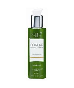 Keune so pure natural balance curl enhancer (Спа крем «Укрощенный локон»), 150 мл - купить, цена со скидкой