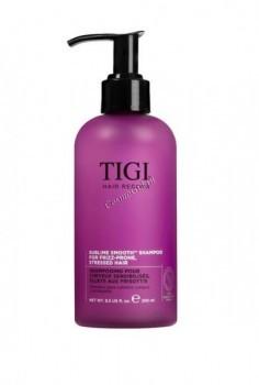 Tigi Hair Reborn sublime smooth shampoo (Шампунь для совершенной гладкости волос) - купить, цена со скидкой