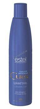 Estel professional Curex color Intense  (Серебристый шампунь для холодных оттенков блонд), 300 мл. - купить, цена со скидкой