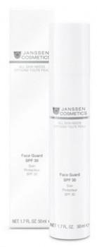 Janssen Face guard (Лёгкая солнцезащитная основа (oil-free) под дневной крем, SPF-30), 50 мл - купить, цена со скидкой