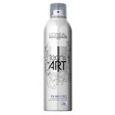 L'Oreal Professionnel Tecni.art fix anti-frizz (Спрей сильной фиксации с защитой от влаги) - купить, цена со скидкой