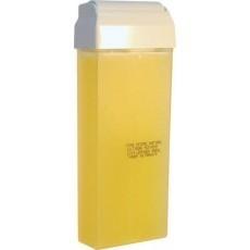 Norma de Durville Воск желтый в картуше + ролик, 100 гр.  - купить, цена со скидкой