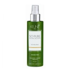 Keune so pure natural balance texture spray (Спа спрей «Текстура»), 200 мл - купить, цена со скидкой