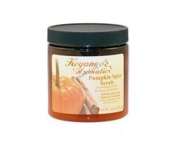 Keyano Aromatics Pumpkin Spice Scrub (Скраб для тела «Пряная тыква»), 236мл. - купить, цена со скидкой