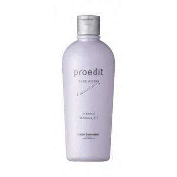 Lebel Proedit bounce fit shampoo (Восстанавливающий шампунь для сильно поврежденных, сухих, ломких волос). - купить, цена со скидкой