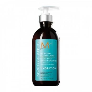 Moroccanoil Крем для укладки волос увлажняющий. - купить, цена со скидкой