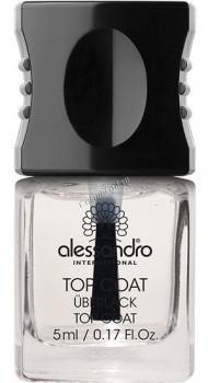 Alessandro Top coat (Верхнее покрытие маникюра), 5 мл - купить, цена со скидкой