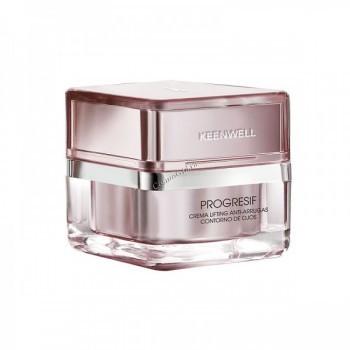 Keenwell Progresif lifting anti-wrinkle eye contour cream (Лифтинг-крем от морщин вокруг глаз), 25 мл. - купить, цена со скидкой