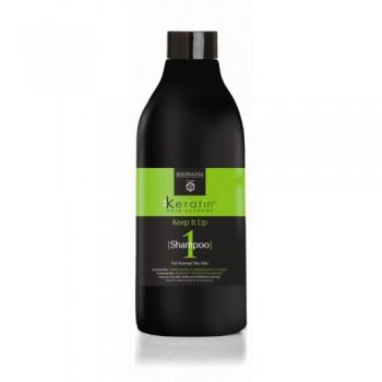 EGOMANIA Шампунь «Все под контролем» для нормальных и сухих волос, 250 мл - купить, цена со скидкой