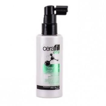 Redken Cerafill scalp treatment (Ежедневный несмываемый уход), 125 мл. - купить, цена со скидкой