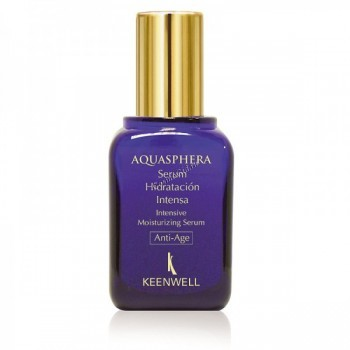 Keenwell Aquasphera intense moisturizing serum (Интенсивно увлажняющая сыворотка), 50 мл. - купить, цена со скидкой