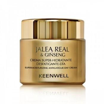 Keenwell Jalea real & ginseng crema superhidratante protectora (Суперувлажняющий крем, снимающий усталость), 80 мл. - купить, цена со скидкой