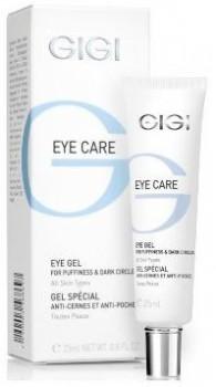 GIGI Ec gel (Гель для век от отеков и темных кругов), 25 мл - купить, цена со скидкой