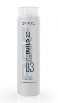 By Fama Rebuild 2.0 k-mimic B3 (Восстанавливающий концентрат для волос, фаза B3), 200 мл. - купить, цена со скидкой