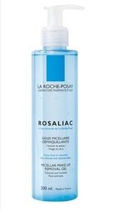 LA ROCHE-POSAY  РОЗАЛИАК Гель очищающий д/сн.макияжа. 200 мл - купить, цена со скидкой