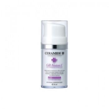 """""""Cell Fusion С"""" Ceramide 3 cream Наноэмульсионный восстанавливающий  крем с церамидами 250 мл - купить, цена со скидкой"""