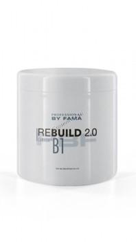 By Fama Rebuild 2.0 mask carrier B1 (Восстанавливающая маска для питания и увлажнения, фаза B1), 1000 мл. - купить, цена со скидкой
