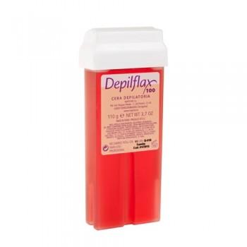 """Depilflах100 Картридж с воском """"Арбуз"""" - для всех типов кожи, 110 мл - купить, цена со скидкой"""