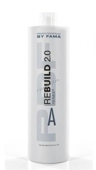 By Fama Rebuild 2.0 shampoo preparer A (Подготовительный шампунь глубокой очистки, фаза A), 1000 мл. - купить, цена со скидкой