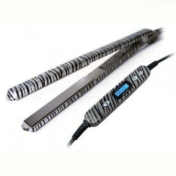 CORIOLISS Стайлер с титановыми пластинами C2 Platinum Zebra - купить, цена со скидкой