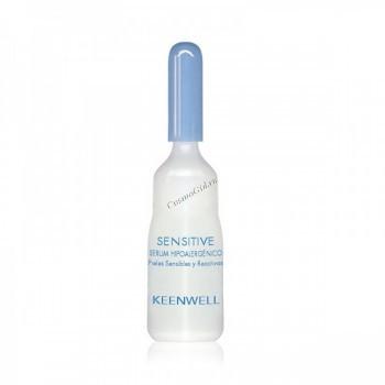 Keenwell Biologcos sensitive (Гипоаллергенная сыворотка для чувствительной кожи), 3 мл. - купить, цена со скидкой