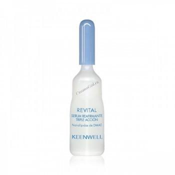 Keenwell Biologcos revital (Лифтинг-сыворотка тройного действия), 3 мл. - купить, цена со скидкой