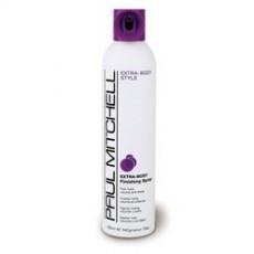 Paul Mitchell Extra-Body Firm Finishing Spray Спрей сверх-сильной фиксации 300 мл. - купить, цена со скидкой