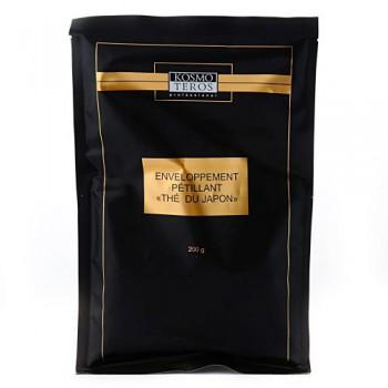 KOSMOTEROS Пенящееся обертывание с японским чаем. 4 кг. - купить, цена со скидкой