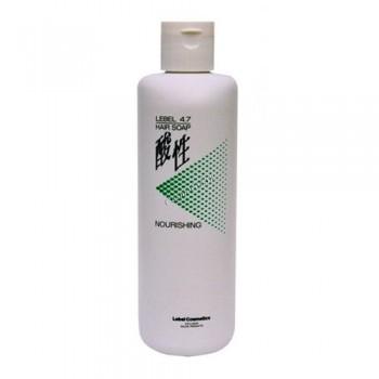 Lebel Hair nourishing soap 4.7 (Питательный шампунь жемчужный pH 4.7). - купить, цена со скидкой